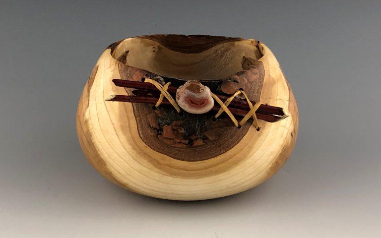 Hawthorne Calabash Bowl