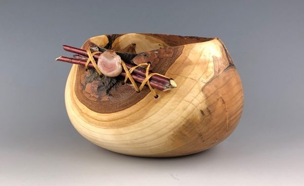 Hawthorn Calabash Bowl