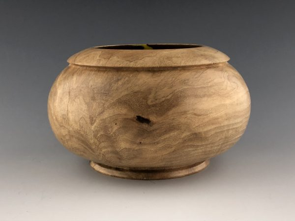 Maple Burl Vessel